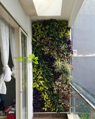 vertical garden kota semarang