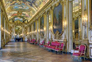 Hôtel de la Vrillère (Banque de France) galerie Dorée