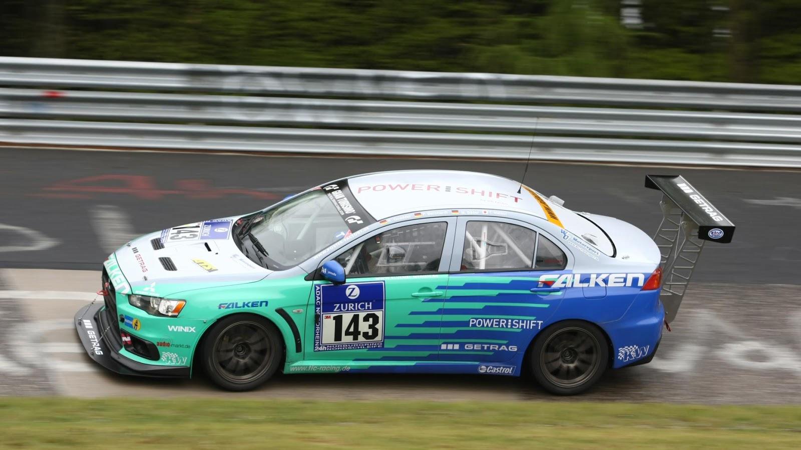 2010 - Mitsubishi Lancer Evo 10