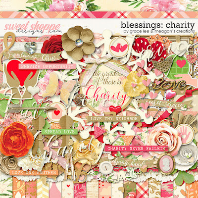 Blessings: Charity