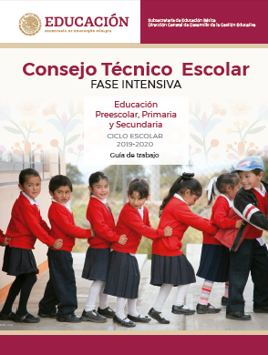 CONSEJO TÉCNICO ESCOLAR: GUIA DE LA FASE INTENSIVA C.E. 2019-2020