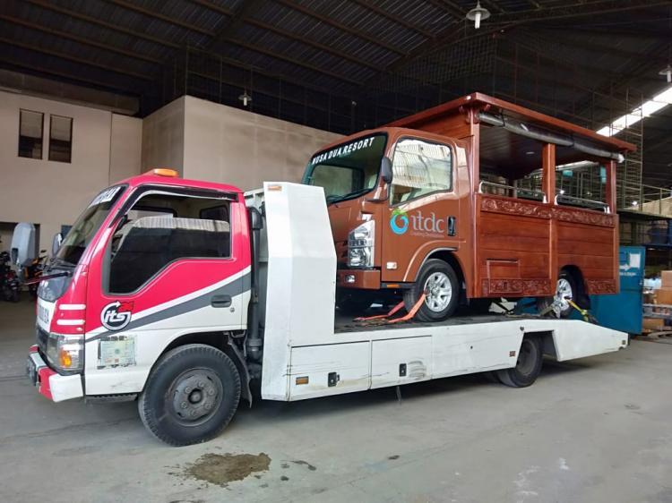 towing Surabaya - Flores