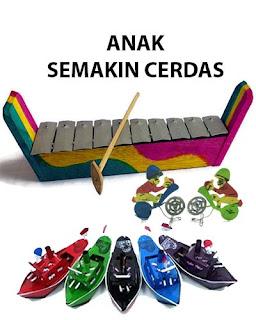 Paket Edukasi Anak SEMAKIN CERDAS