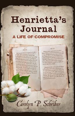 Book Cover for Henrietta's Journal