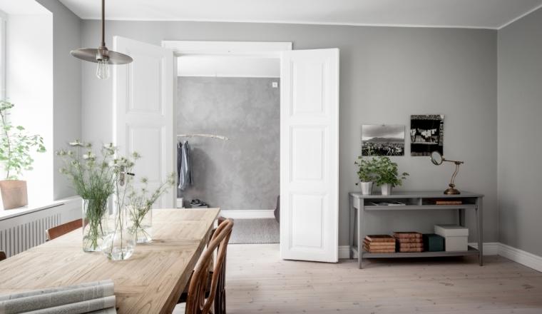Wonen In Wit : Moois en liefs scandinavisch wit wonen
