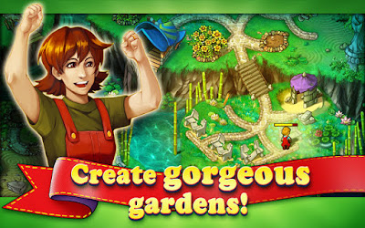 Download Gardens Inc 4 - Blooming Stars Mod Apk Latest Version