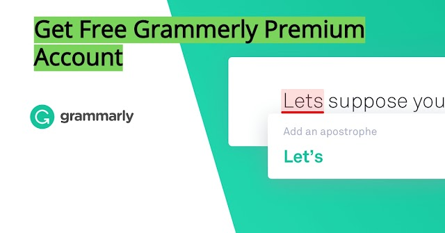 How to Get Grammarly Premium Subscription Free