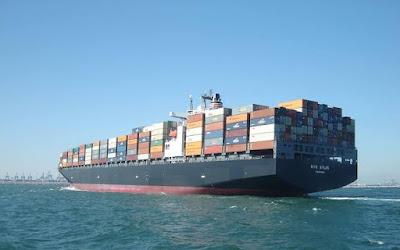 Cara menghitung jumlah muatan kapal yang dapat di muati kapal