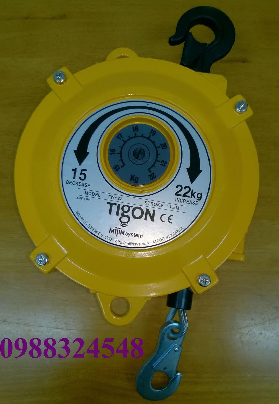 Pa lăng cân bằng Tigon TW-22