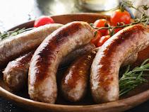 Bratwurst Sausage / Bratwurst Sosisi
