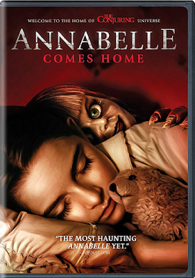 Annabelle Comes Home [2019] [DVD R1] [Latino]