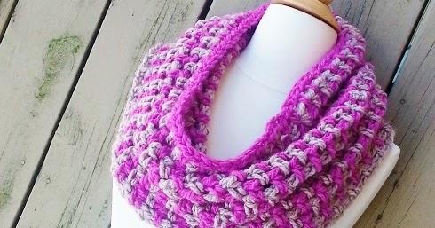 Crochet Dreamz: Cassandra Cowl, Infinity Scarf, Free ...