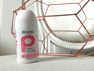 déodorant soin rose intense DayDry
