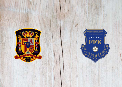 Spain vs Kosovo -Highlights 31 March 2021