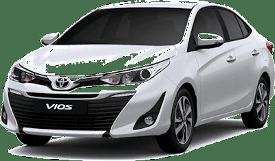 Toyota New Vios Terbaru