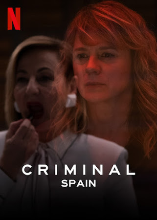 Poster Of Criminal: Spain 2019 Watch Online Free Download