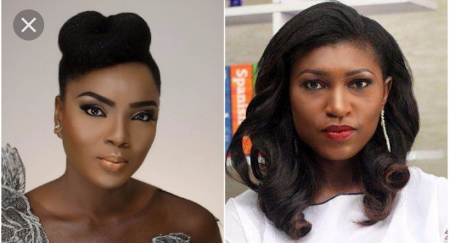 Chioma Akpotha battles her Bff Ufouma in this dance video- Someone is really losing