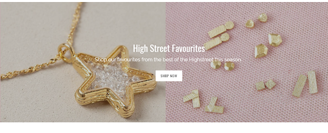 Jewellery Curated Shop - High street picks