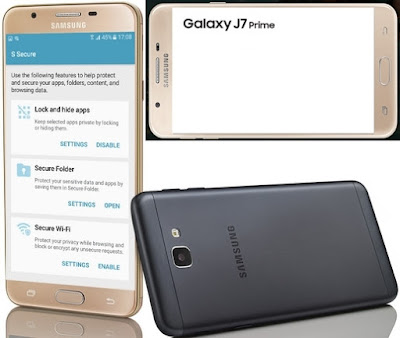 Spesifikasi Lengkap Samsung Galaxy J7 Prime