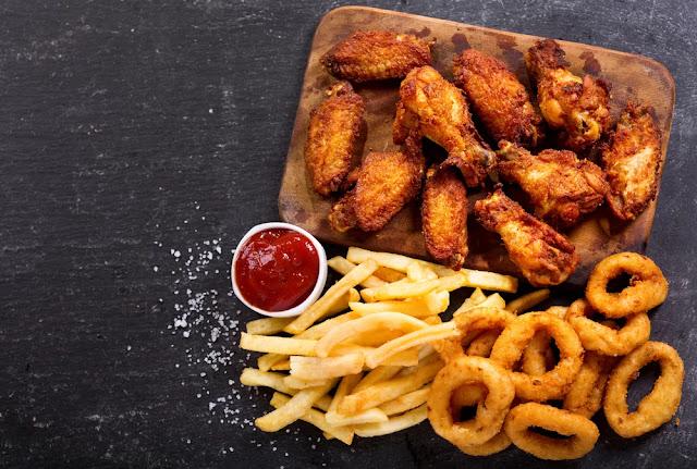 Lower Back Pain LBC - fries