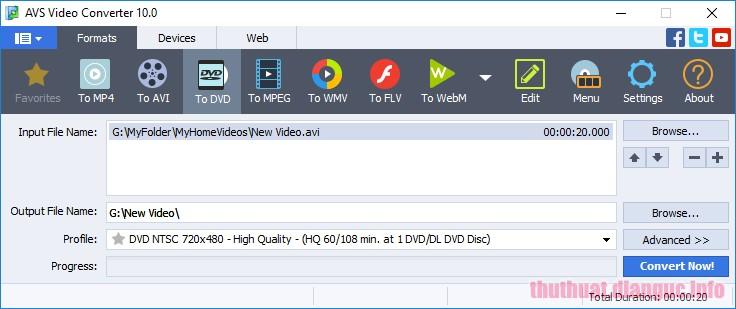 Download AVS Video Converter 12.0.1.650 Full Crack