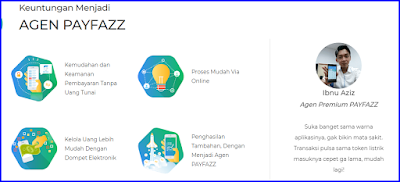 Keuntungan Memilih Payfazz, Manfaat dan Alasannya