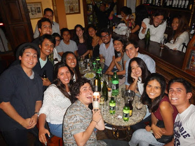 Piselli, barranco at night, what to do in Barranco, what to see in Barranco, Barranco Pubs