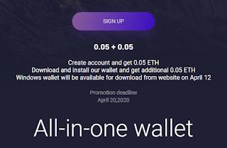 Free Crypto Airdrop $16 (0.1 ETH) Bonus - ZECSWELL
