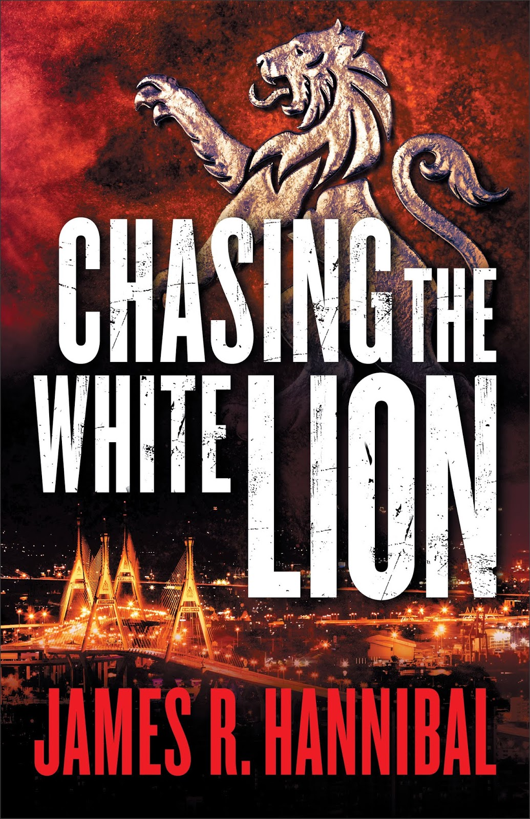 Chasing the White Lion book cover