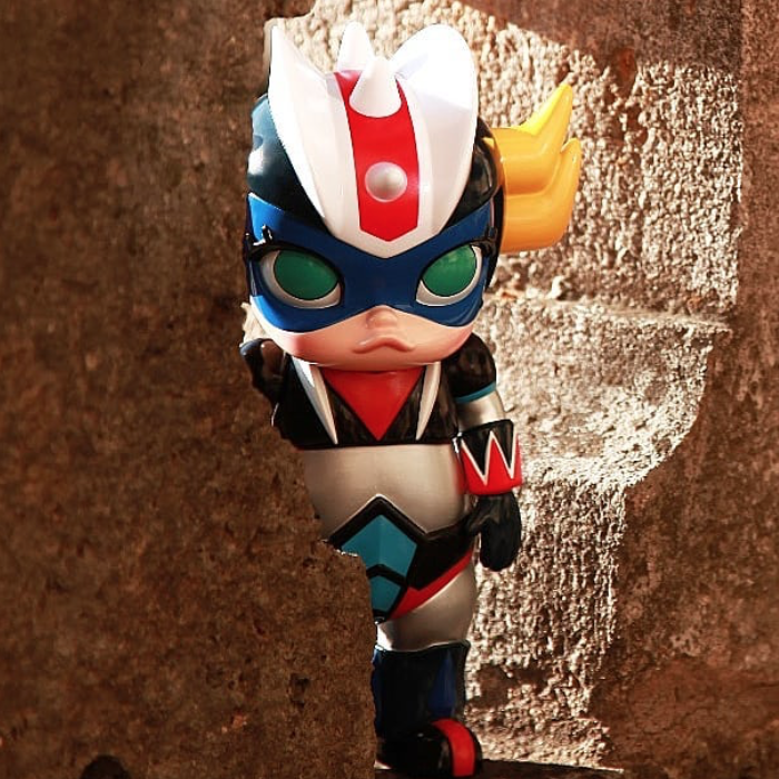 Grendizer Molly By Kenny Wong X Unbox Industries For Nov 30