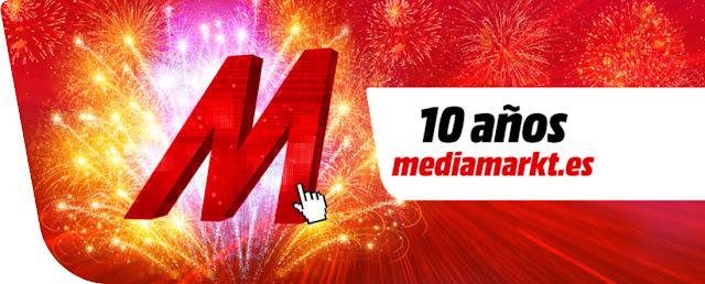 Top 15 ofertas Gran Aniversario (II) y LG Days de Media Markt