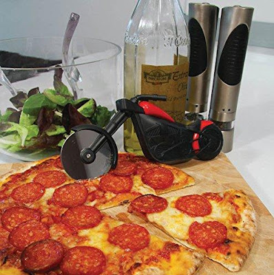 Motorbike Pizza Cutter