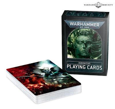naipes indomitus warhammer 40,000