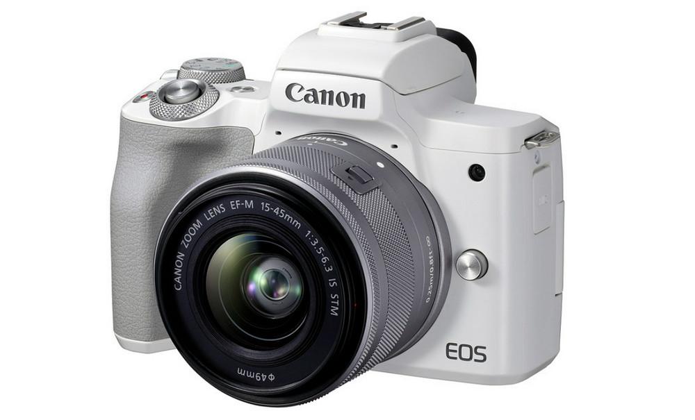 Canon EOS M50 Mark II Philippines, Canon EOS M50 Mark II, Canon EOS M50 Mark II White