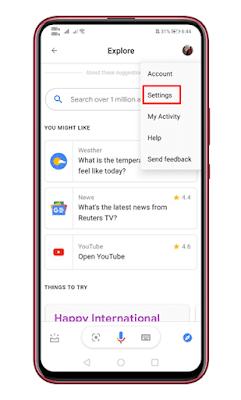 Cara Mudah Ubah Voice Google Assistant di Android