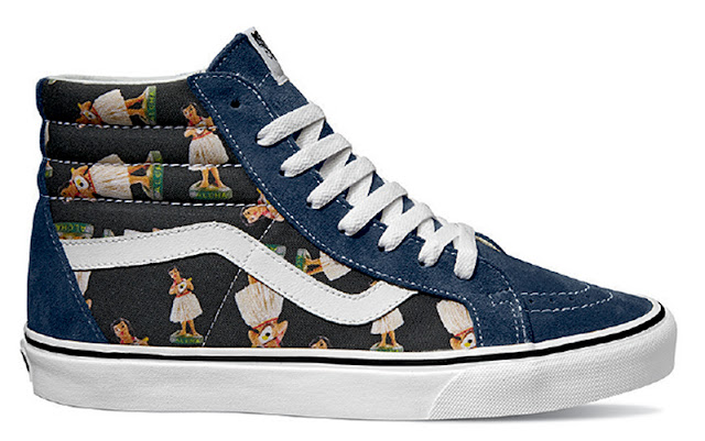 Parisian Night True Vans SK8-Hi Digi-Hula R$ 399,99