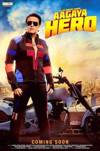 Aa Gaya Hero 2017 pDVDRip x264 Hindi 700MB