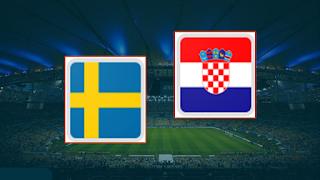 بث مباشر مباراة كرواتيا والسويد