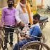 श्रीनिवास बालिका कालेज परिवार का घर-घर सेवा कार्य जारीः संतोष मिश्र