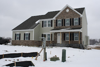 Building House 2 With Ryan Homes Quot The Ravenna Quot The