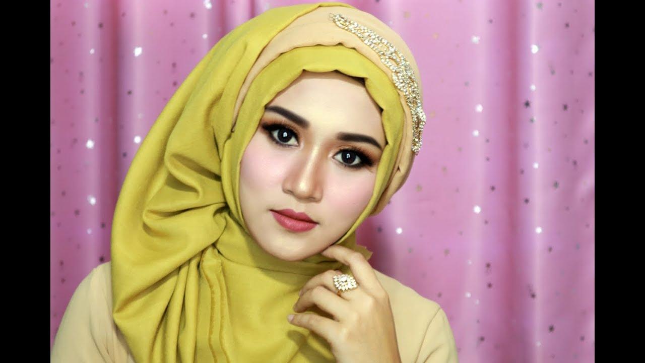 model jilbab pesta kebaya