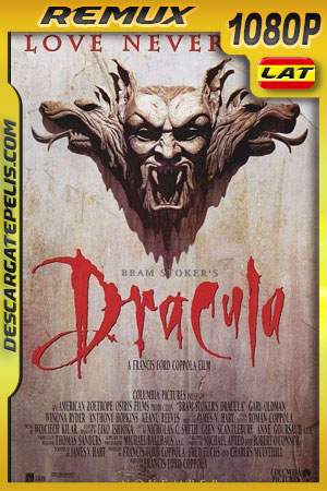 Drácula, de Bram Stoker (1992) 1080p BDRemux Latino – Ingles