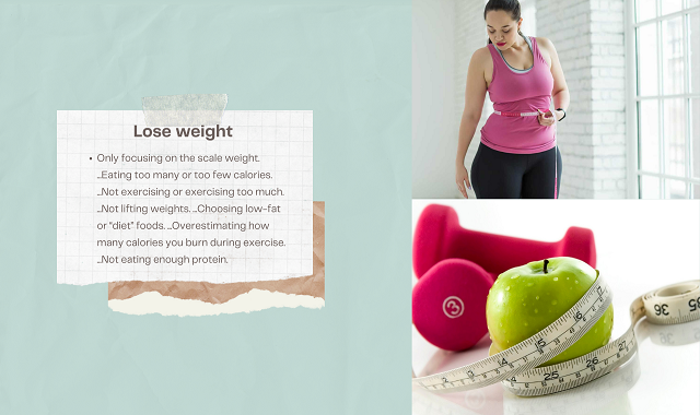 The Biggest Mistake You Can Make When Trying to Lose-weight