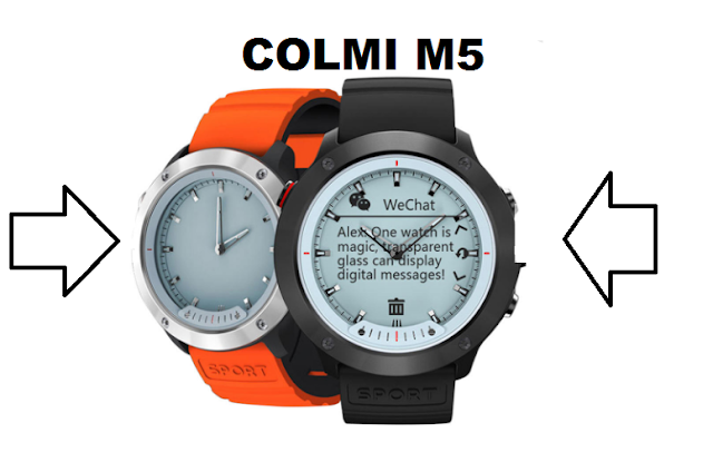 COLMI M5 Hybrid Smartwatch Specs, Price, Features