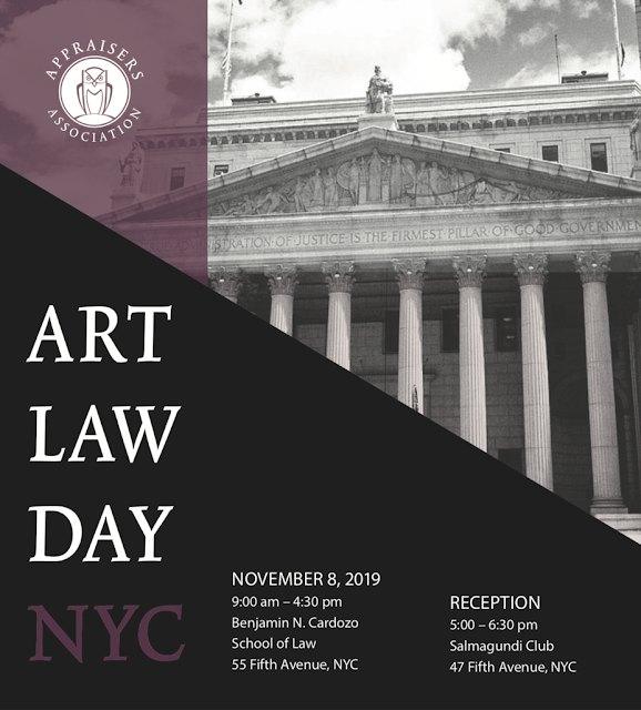 Art Law Day 2019 at Cardozo School of Law