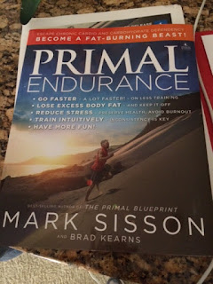 Becoming a healthy primal endurance runner.