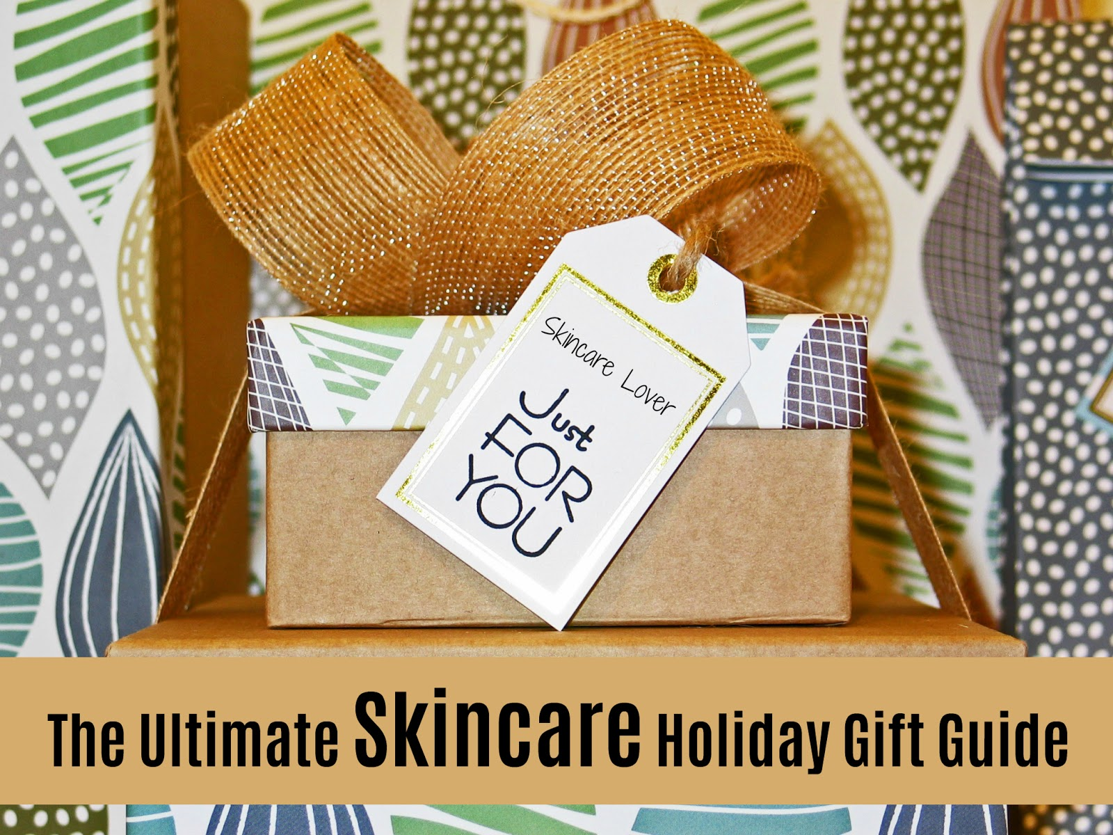 The Ultimate Skincare Holiday Gift Guide By Barbie's Beauty Bits
