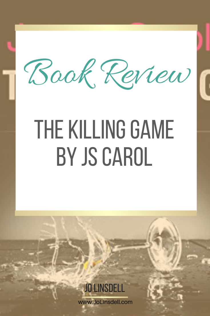 #BookReview: The Killing Game by JS Carol