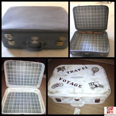maleta antigua tuneada
