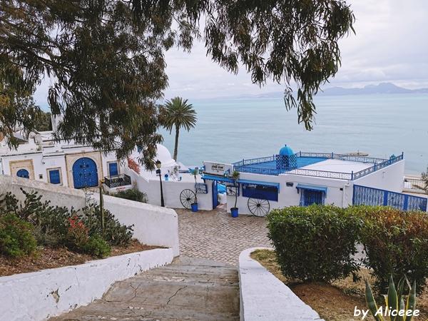 priveliste-Sidi-Bou-Said-Mediterana-Tunisia